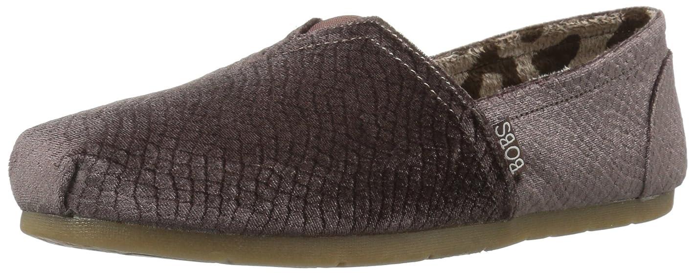 Skechers BOBS Women's Luxe Bobs-Fleetwood Flat