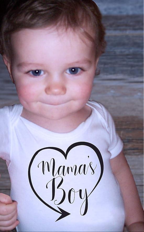 Mama's Boy onesie best mom shirt mother's day gift