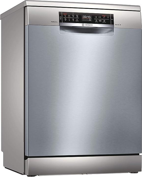 lavastoviglie bosch elettrodomestici libero posizionamento serie 6 | sms6zci49e