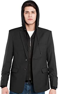 Men's Blazer Travel Jacket