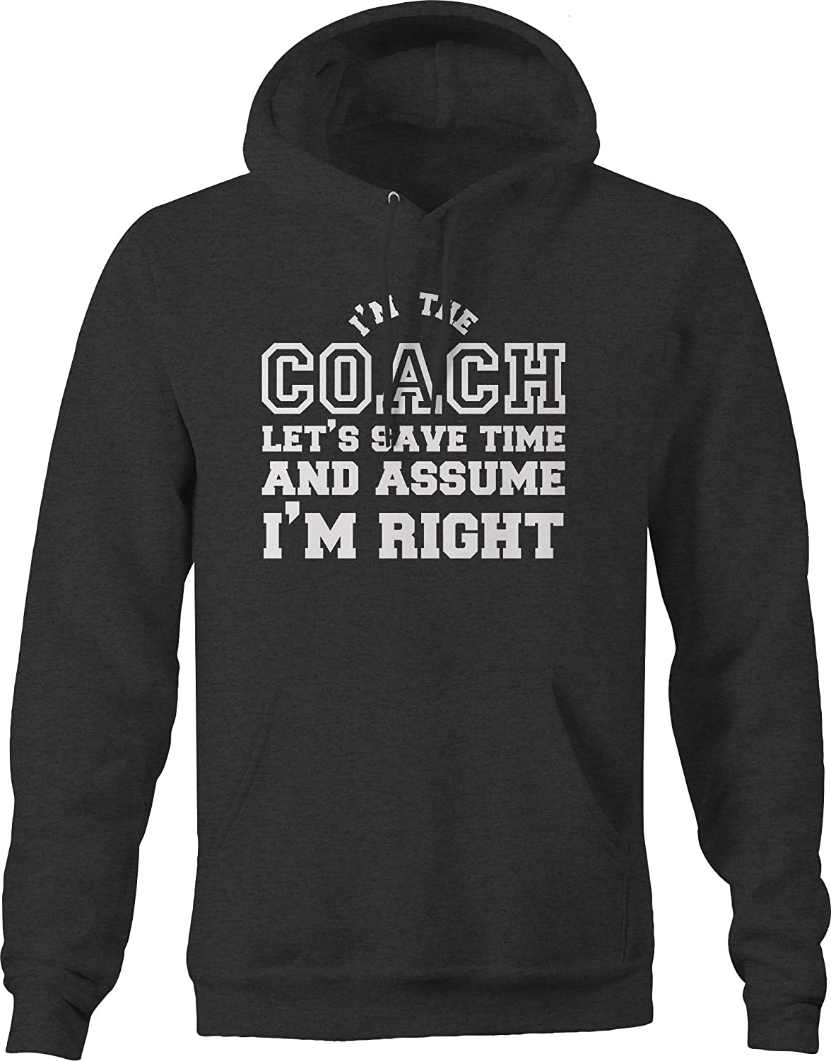 I'm The Coach Let's Save Ultra-Cheap Deals time Varsity Right Funny and Assume Choice