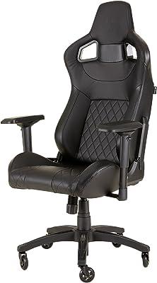 CORSAIR CF-9010011 WW T1 Gaming Chair Racing Design, Black