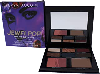 Kevyn Aucoin Jewel Pop Face and Eye Palette For Women 1 Pc Palette