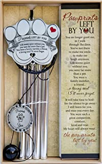 Pet Memorial Wind Chime - 18
