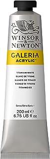 Winsor & Newton Galeria Acrylic Paint, 6.75 Fl Oz (Pack of 1), Titanium White 6
