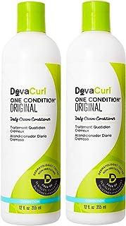 DevaCurl One Condition Original, 12oz (2 Pack)