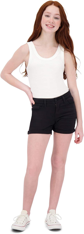 Popular brand VIGOSS Choice Girls Shorts – Adjustable Cott Stylish Waist Summer