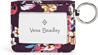 Vera Bradley womens Iconic Campus Double Id, Signature Cotton