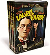 Laurel & Hardy - Early Silent Classics: Volumes 1-4