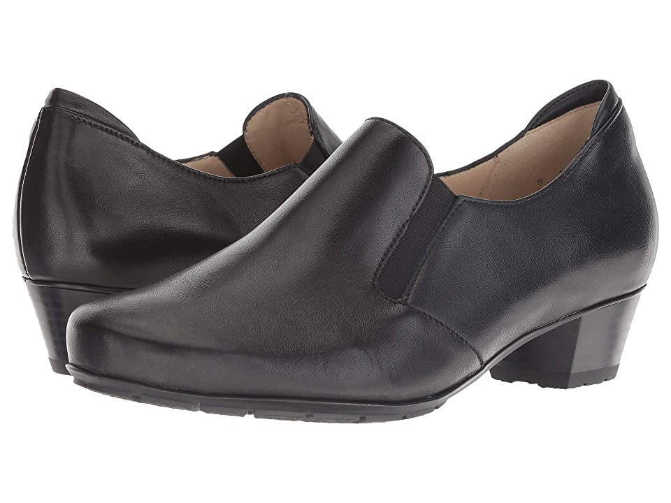 ara Norma (Black Nappa Soft) Women