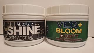 Dirty with Shine from Veg+Bloom - for All Soil and Peat Moss Systems