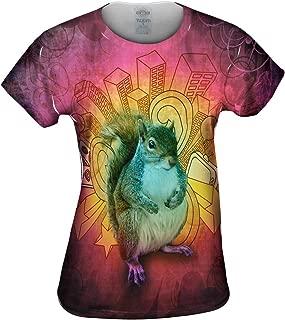 Swag Squirrel -Tshirt- Womens Shirt