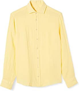 Hackett London Garment Dye Ln KS Camisa para Hombre