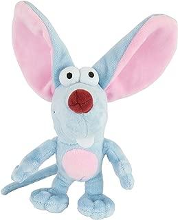 "TOMY Nature Cat Squeeks 8"" Basic Plush Doll, Blue"