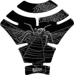 Tankpad 3D 501423VA Spider Spinnennetz schwarz Aufkleber Motorrad