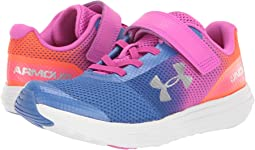 purchase cheap 51e09 f7623 Under armour kids ua micro g fuel rn big kid + FREE SHIPPING ...