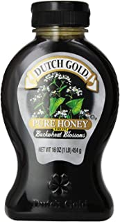 Dutch Gold Honey Buckwheat, 16 oz