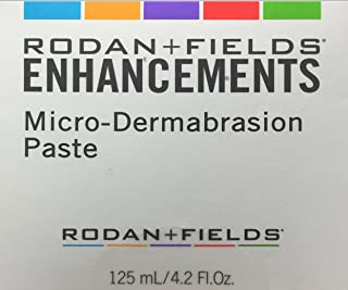 how to use rodan and fields microdermabrasion paste
