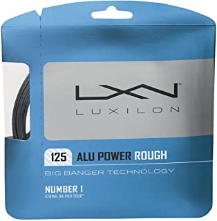 Luxilon Big Banger Alu Power Rough 125 Silver String