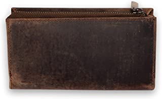VINTAGE9 Women's Leather Wallet/ Clutches, Muskat - Labuha