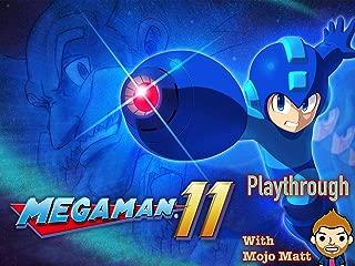 Mega Man 11 Playthrough With Mojo Matt