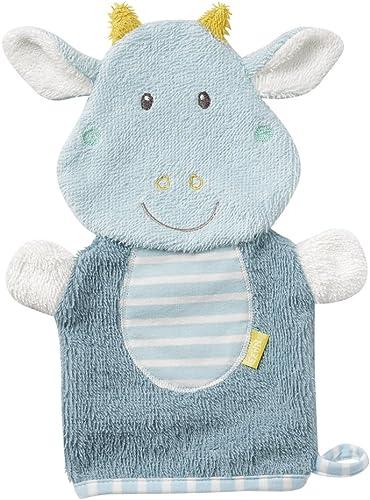 TOPBATHY Baby-Waschhandschuhe Bad Mitt Badetuch Waschlappen f/ür Kinder Baby Kleinkinder blau