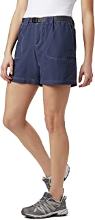 Columbia Women's Sandy River Cargo Short Shorts, nocturnal, Lx6