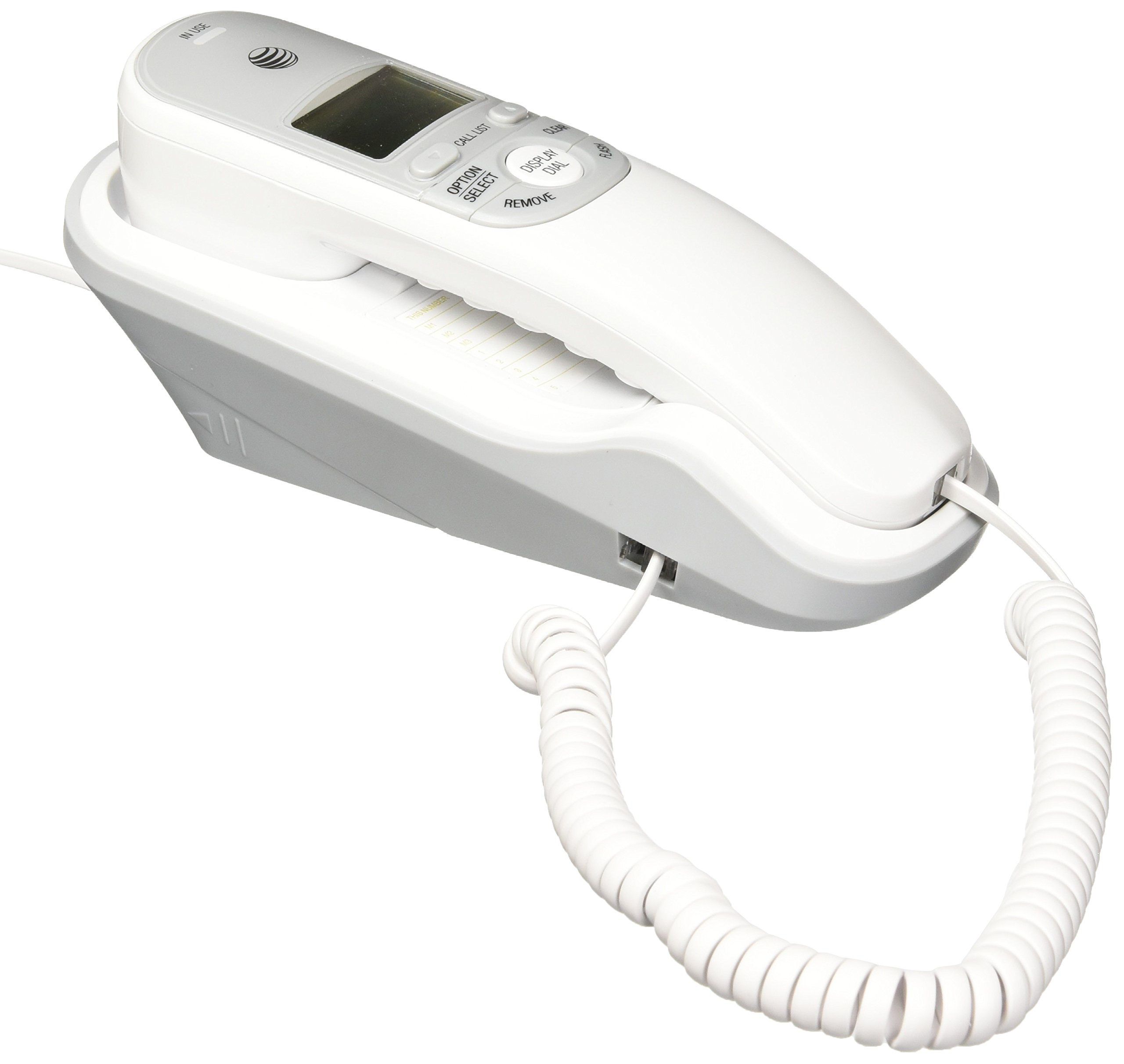 AT TR1909 Trimline Corded Caller