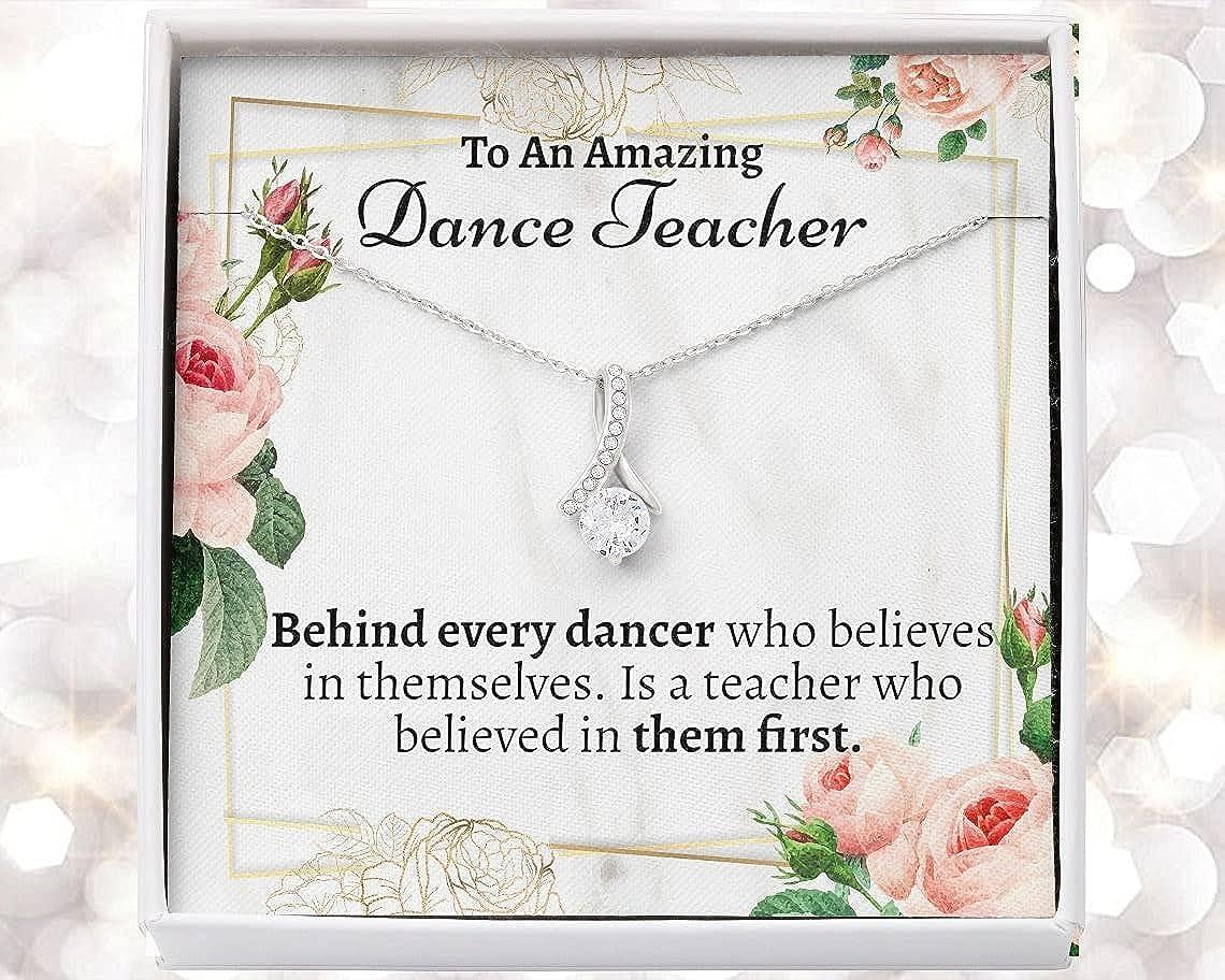 Challenge the lowest price Dallas Mall Inspirational Dance Teacher Da Appreciation Gift