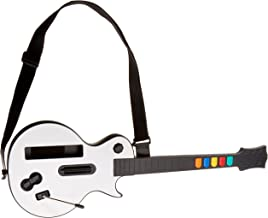 Wireless Guitar for Wii Guitar Hero and Rock Band Games...