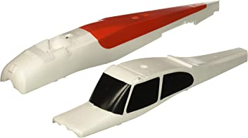 RC Airplane Foam Fuselage for Sportsman S Undecorated HobbyZone Replacement Bare
