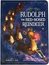 Rudolph the Red-Nosed Reindeer A Christmas Keepsake Collection: Rudolph the Red-Nosed Reindeer; Rudolph Shines Again (Classic Board Books)