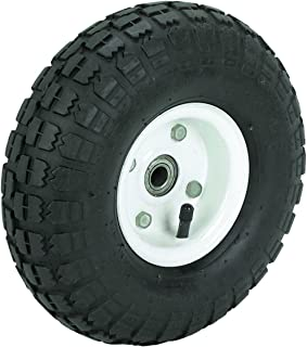 Best 10 in pneumatic tire with white hub Reviews