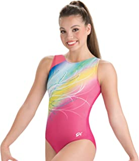 GK Gymnastics Leotards for Girls & Women Glow One Piece