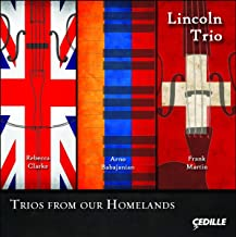 Trios From Our Homelands