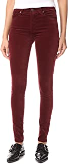 AG Adriano Goldschmied womens FARRAH HIGH-RISE SKINNY FIT PANT Pants