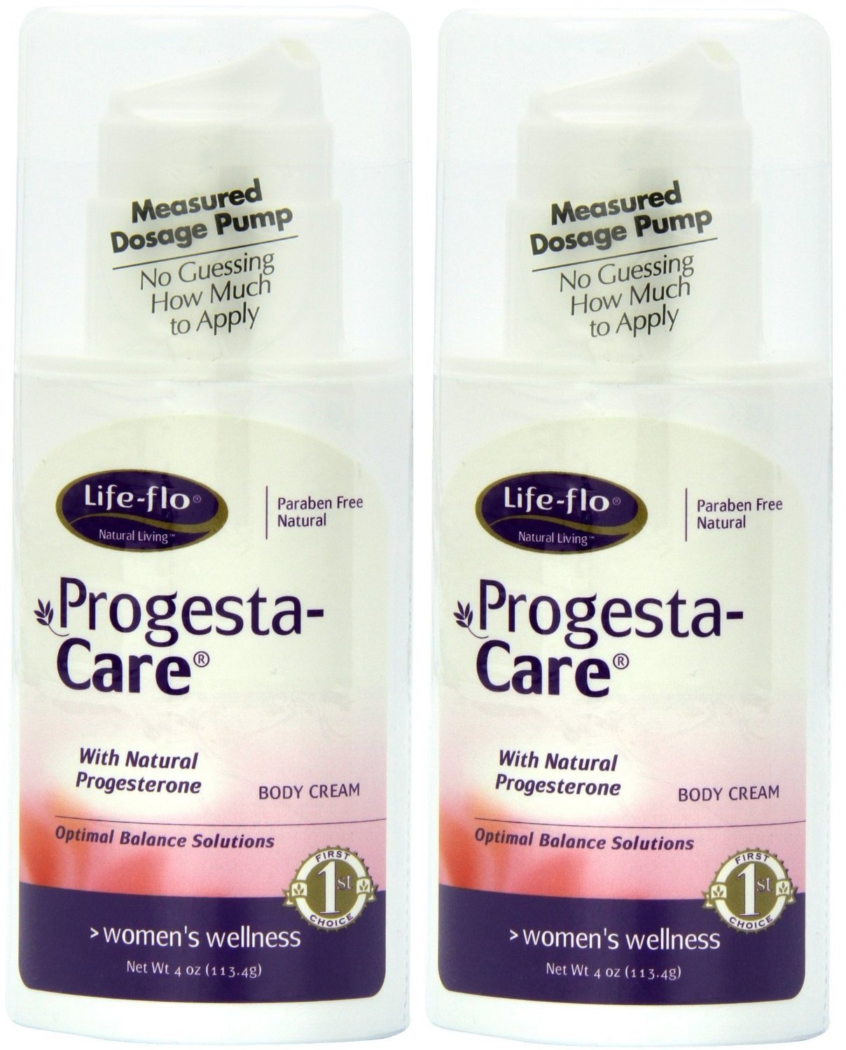 Life Flo Progesta Care Natural Progesterone Wellness
