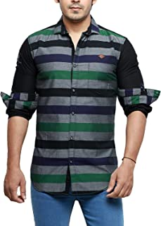 Rapphael Men's Casual Shirt