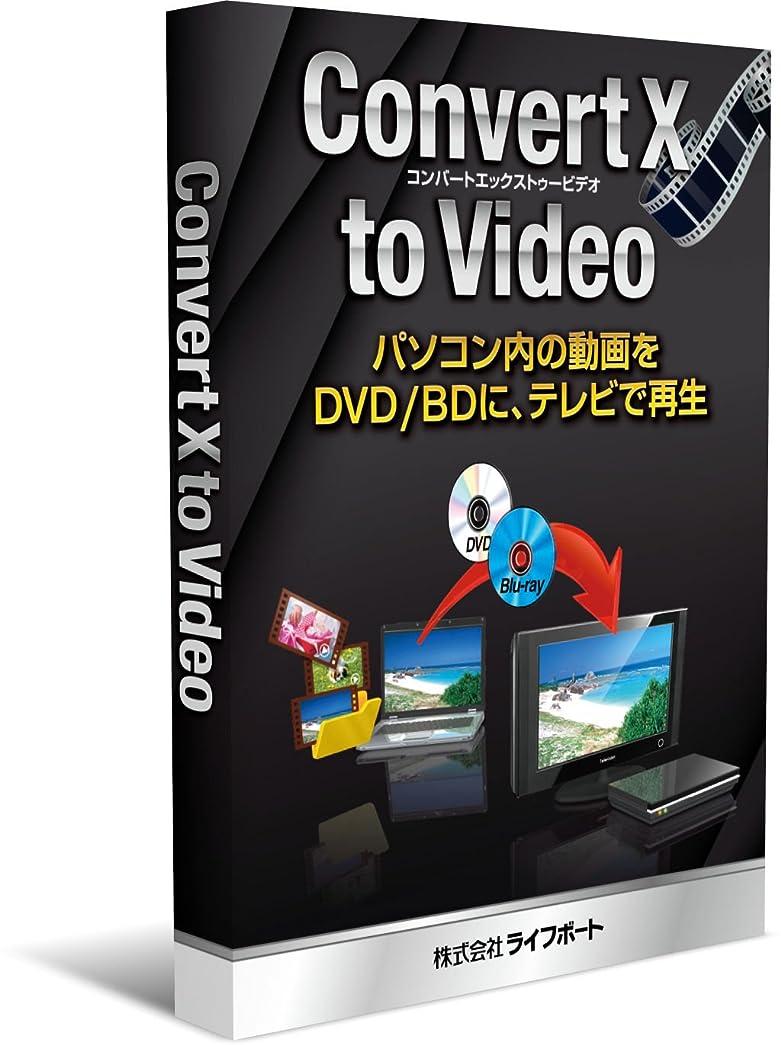 アボートでるライセンスConvertX to Video