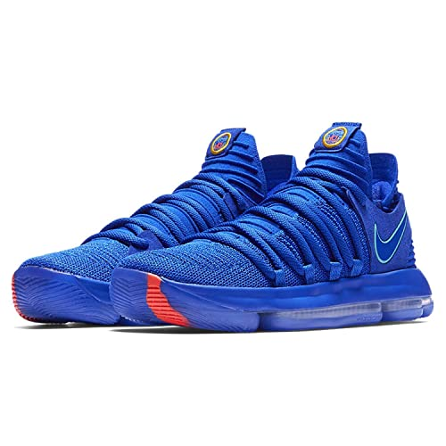 free shipping c03a4 443d7 Nike Men s Zoom KD 10 Basketball Shoe (9 D(M) US, Racer