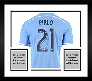 andrea pirlo signed jersey