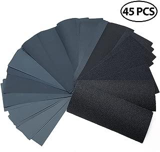 Best silicon carbide paper grit size Reviews
