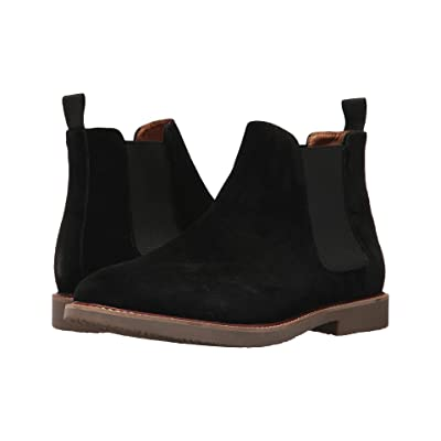 Madden by Steve Madden Highline (Black Suede) Men