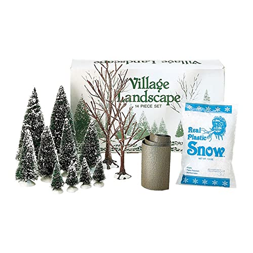 Christmas Village Display.Christmas Village Display Amazon Com
