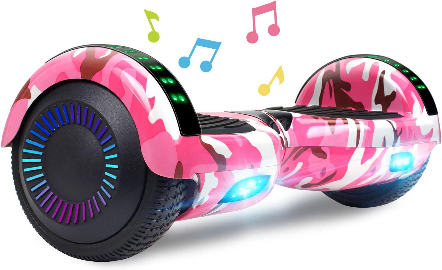 CBD Hoverboard with Limited time trial price Bluetooth and inches 6.5 Colorful Popular Lights LED