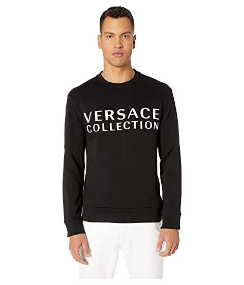 Versace Collection Felpa Girocollo