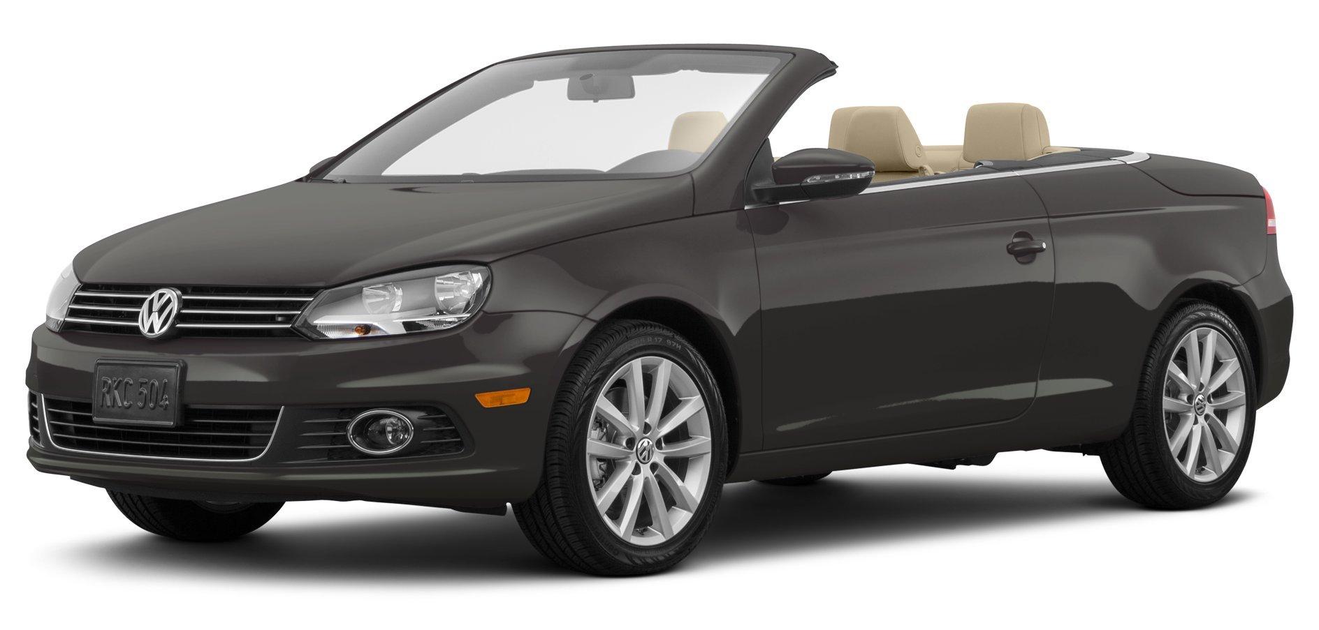 ... 2016 Volkswagen Eos Komfort, 2-Door Convertible ...