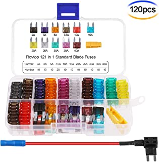 ZCHXD Slow Blow Glass Cartridge Fuse Tube 5mm x 20mm 250V 2A UL Listed 20Pcs
