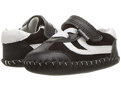 pediped Cliff Originals (Infant) (Black/White) Boy