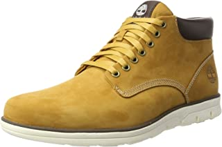Timberland Bradstreet Chukka Leather Schuh 2018 Wheat Nubuck